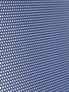 Wire mesh blue background full frame Stock Photos