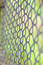 Wire mesh closeup of background Royalty Free Stock Photography