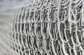 Wire  mesh fence in roll Royalty Free Stock Photo