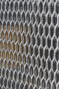 Wire netting grid Stock Image