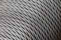 Wire rope Royalty Free Stock Images