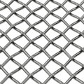 Wire steel net close-up Royalty Free Stock Photo