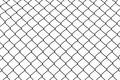 Wired fence Royalty Free Stock Photo