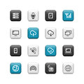 Wireless buttons Royalty Free Stock Photo