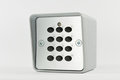 Wireless keypad Stock Images