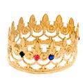 Wise Man crown Royalty Free Stock Photo