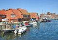 Wismar,Mecklenburg Coast,Germany Royalty Free Stock Photo