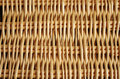 Wit basketwork background texture of the yellow Stock Image