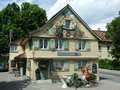 A witch house in Kreuzlingen