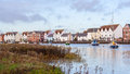 Wivenhoe landscape Royalty Free Stock Photos