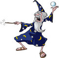 Wizard 2 Stock Photography