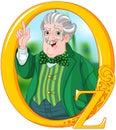 Wizard of Oz Royalty Free Stock Photo