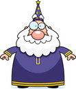 Wizard Smiling Royalty Free Stock Photos