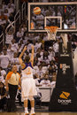 Wnba phoenix mercury win round one of finals the faced the minnesota lynx in professional basketball at the us airways center in Stock Photography