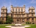 Wollaton Hall Mansion Nottingham England Royalty Free Stock Photo