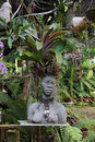 Statue/Bust Of Woman - Botanic...