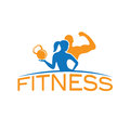 woman of fitness silhouette character vector design temp
