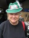 Žena nemec klobouk
