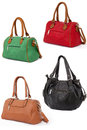 Woman handbag Stock Photos