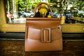 Woman handbag Royalty Free Stock Photo