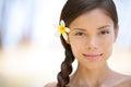 Woman natural beauty Royalty Free Stock Photography
