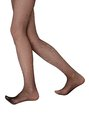 Woman s gait of long legs Royalty Free Stock Photos