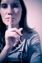 Žena tajemství