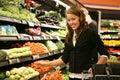 Žena nakupovanie