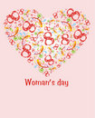 Womans day Stock Photos
