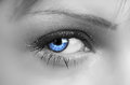 Womans eye Royalty Free Stock Photo