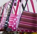 Womans Handbags Royalty Free Stock Photo