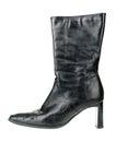 Women boot Royalty Free Stock Photo