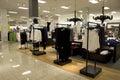Women fashion department store Royalty Free Stock Photo