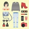 Women modern clothing