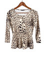 Women's Long Sleeve Animal Pri...