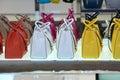 Women s tote bags chic handbag Royalty Free Stock Image