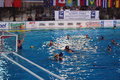 Women's water polo - Italy Stock Photos
