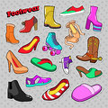 Womens Fashion Shoes and Boots Set