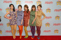 Wonder girls at variety s rd annual power of youth paramount studios hollywood ca Royalty Free Stock Photo