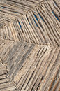 Wood background grain pattern outdoors Royalty Free Stock Photo