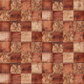 Wood background, squares in a checkerboard pattern Royalty Free Stock Photo