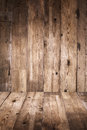 Wood background texture old panels Stock Photography