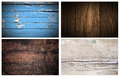 Wood backgrounds boards old Royalty Free Stock Images