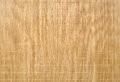 Wood Bamboo Mat Texture Background Royalty Free Stock Photo