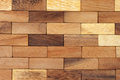 Wood blocks background 2 Stock Photos