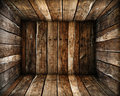 Wood box texture Royalty Free Stock Photo