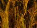 Wood Brown Background. Vertical Strukture Texture.