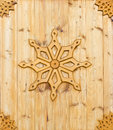 Wood carving traditional art of in russian village Stock Photography