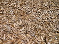 Wood chip background Stock Photos