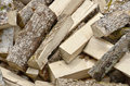 Wood chopped Royalty Free Stock Photo